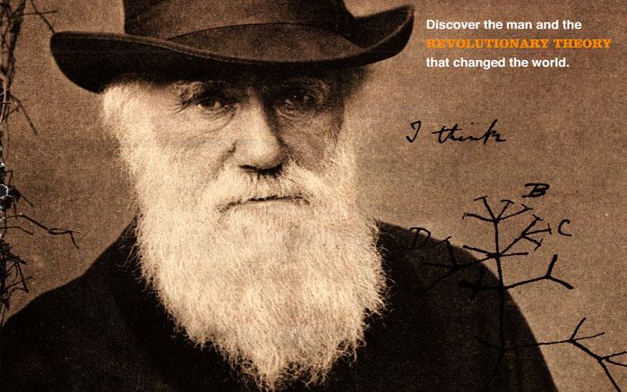 Чарльз Дарвин - премиядарвина.рф